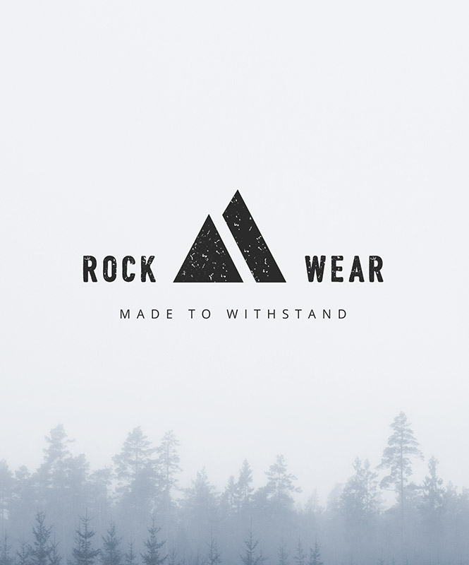 ROCK WEAR TEMPLATE